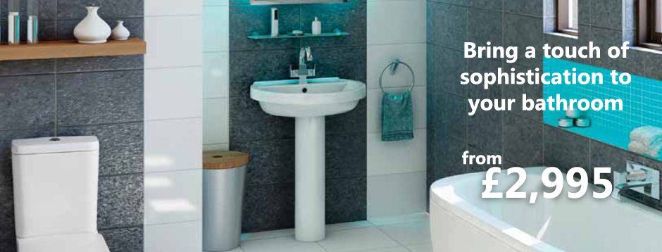 Sophisticated Bathrooms from confidence scotland fitted bathrooms ayrshire